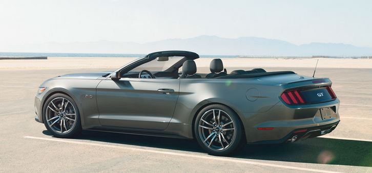 new ford mustang connected with sync & more | auto connected car news