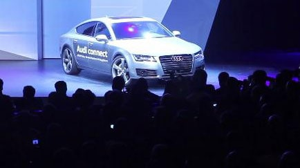 ATT Connected News Connected PorscheAudi Smart EV Charging - Audi connection
