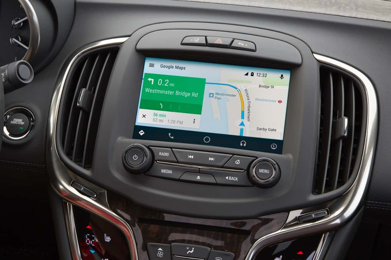 Android Auto Update for 2016 GM, Buick, Chevy & Cadillac