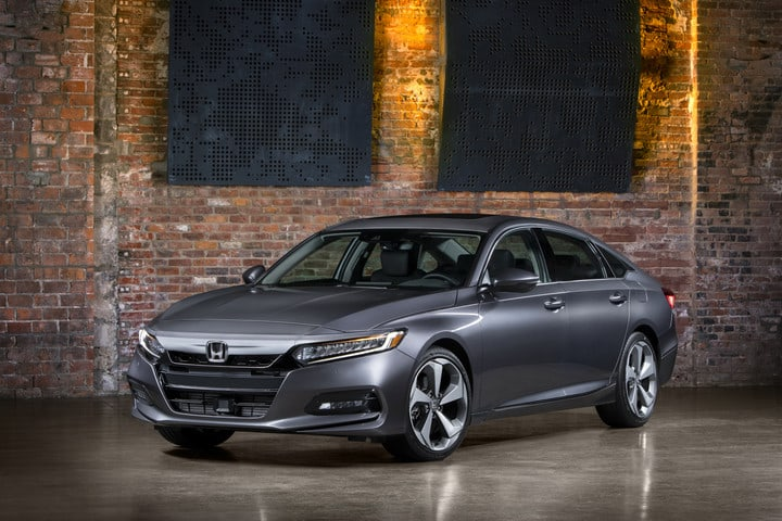 2018 Honda Accord Connected Car Tech Specs With Remote Apps Wi Fi