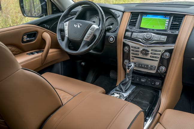 INFINITI QX80 New Infotainment Update | auto connected car news